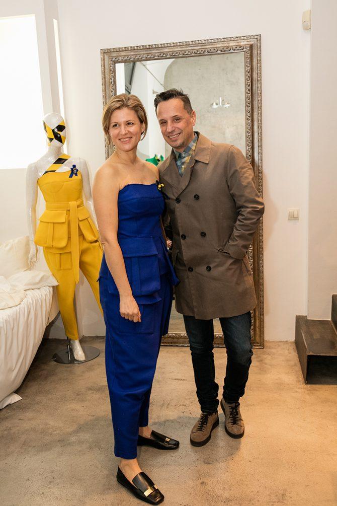 Tamara Radivojevic i Nenad Radujevic e1551957691742 TAMARA RADIVOJEVIĆ se vraća na domaću modnu scenu!