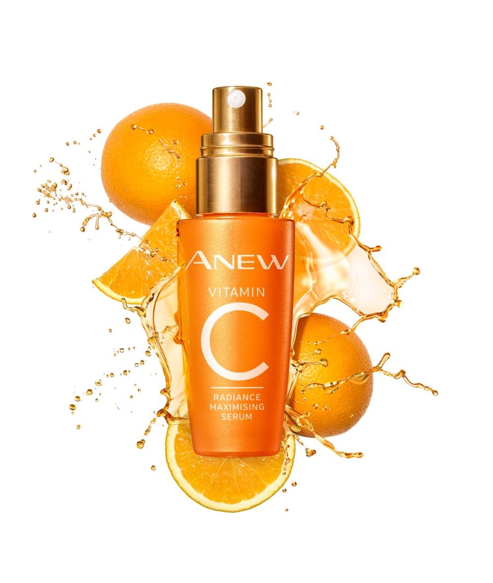 Vitamin C serum 1 Snaga 30 narandži u samo jednoj bočici!