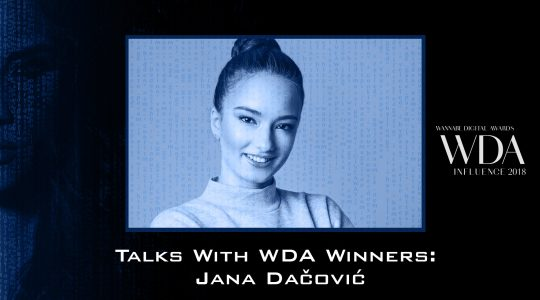 WDA Winners: Jana