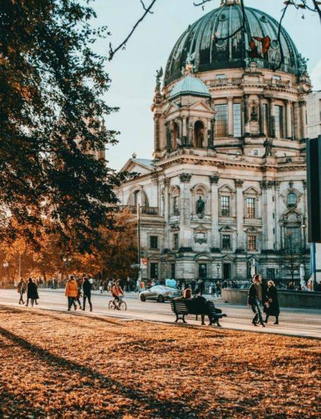 Relax tura kroz energični Berlin
