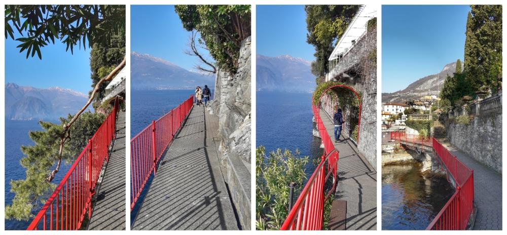 crvena ograda 1 Nastavak milanske avanture: Jezero Komo