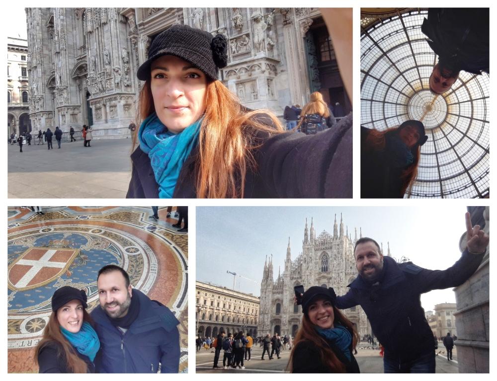 drugari 1 Milano: Više grada, manje mode