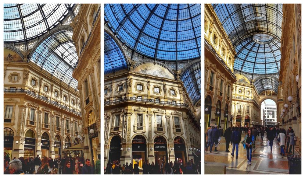 galerija 1 1 Milano: Više grada, manje mode