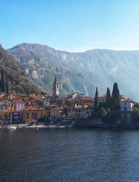 Nastavak milanske avanture: Jezero Komo