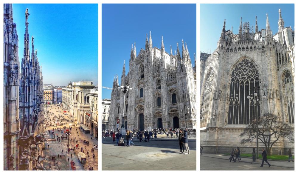 katedrala 1 Milano: Više grada, manje mode