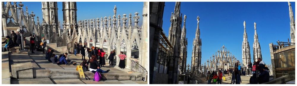 na krovu 1 Milano: Više grada, manje mode