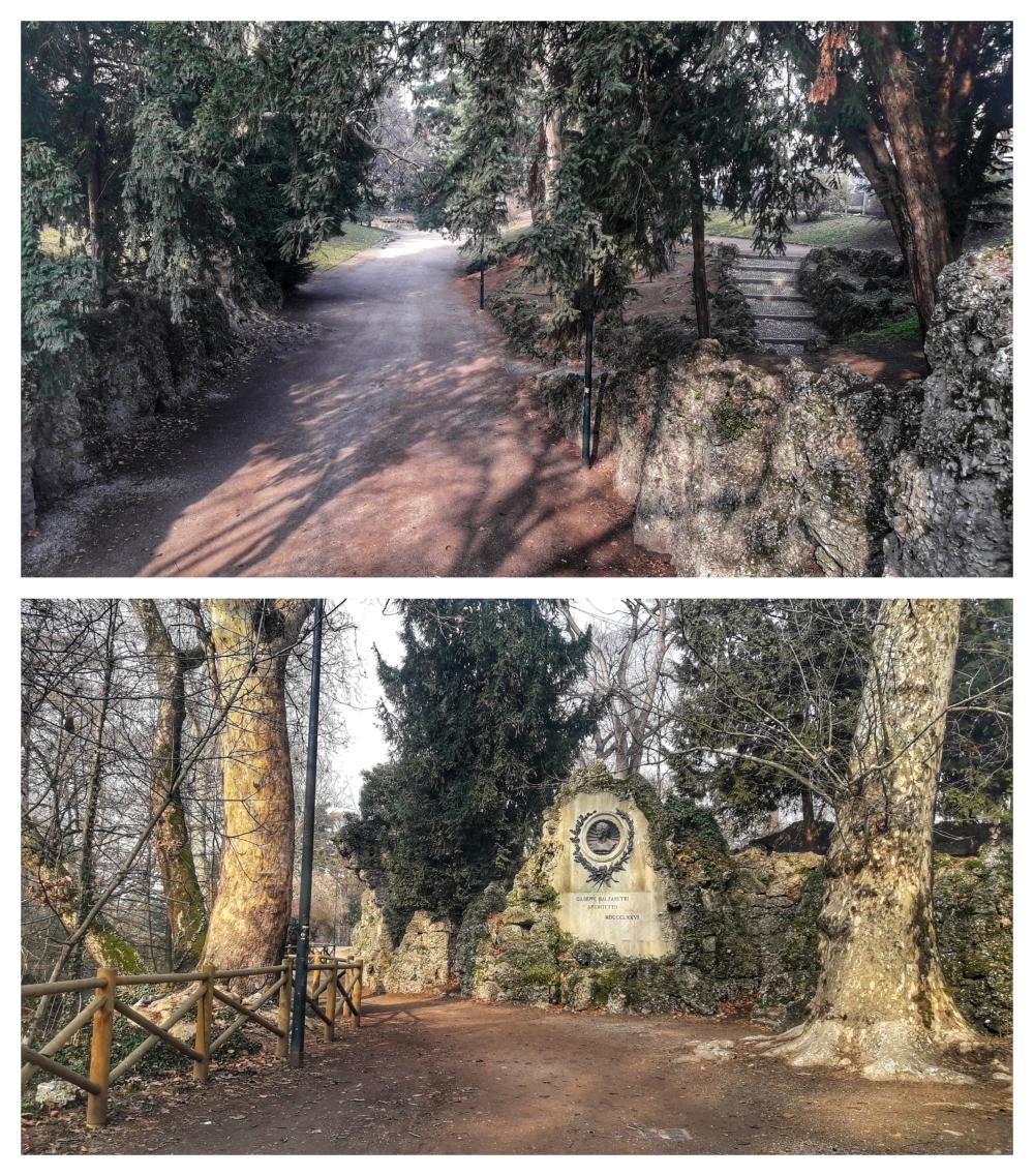 park 1 Milano: Više grada, manje mode