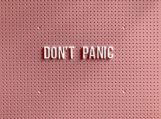 tonik U0wwiY6nRGA unsplash e1593169173791 Kako izaći na kraj sa napadima panike