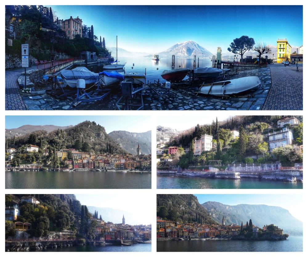 varenna luka 1 Nastavak milanske avanture: Jezero Komo