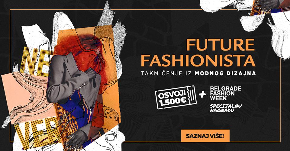 vest modni Prijavi se na MET Future Fashionista Competition i osvoji 1.500e za studije Modnog dizajna!