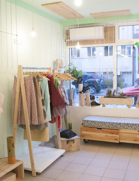 Biro 354c: Prva koncept radnja održive mode u Beogradu