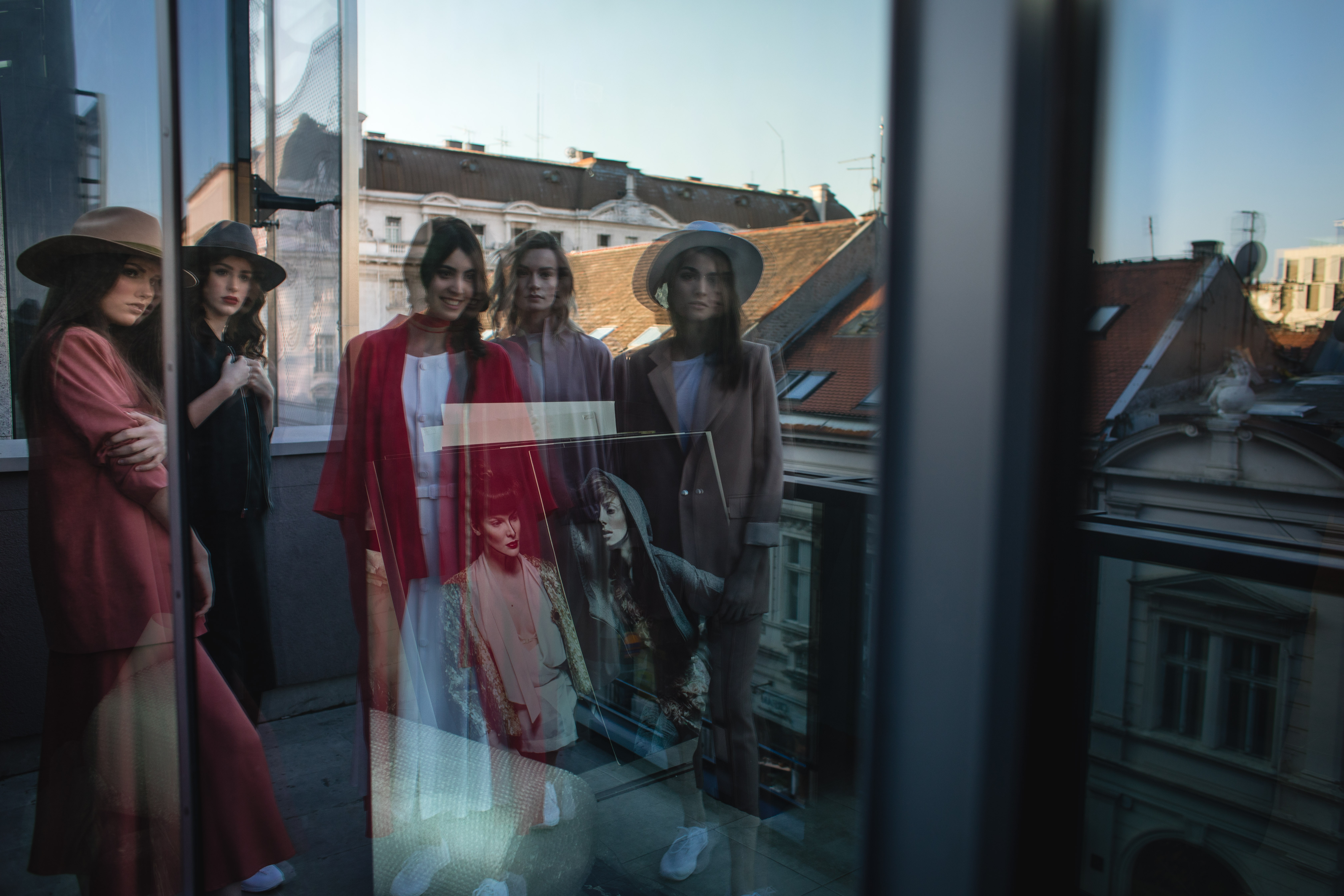Andrej Mihailovic Gerila 1 Perwoll Fashion Week: Otvorena izložba A New Beginning