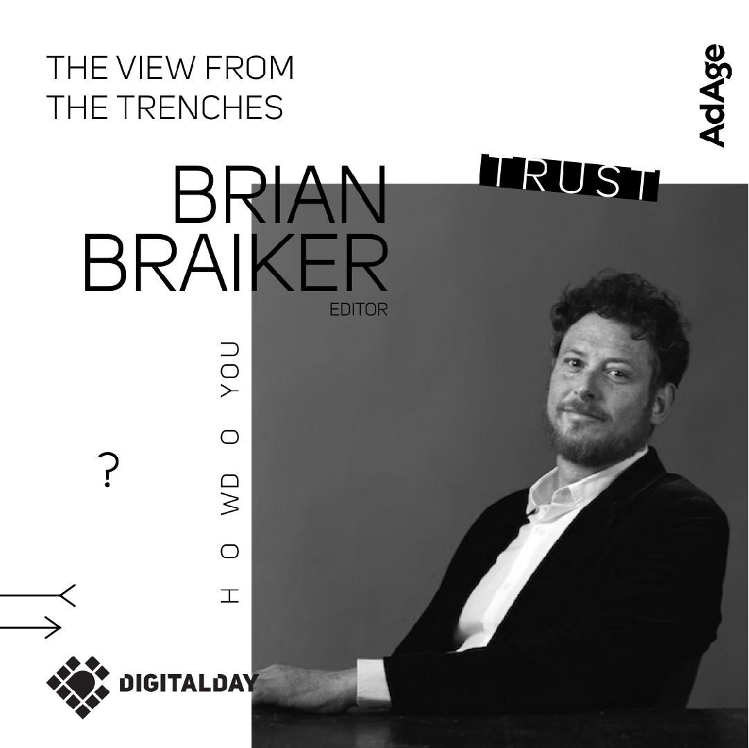 Brian Braiker Veruješ li digital ekspertima?
