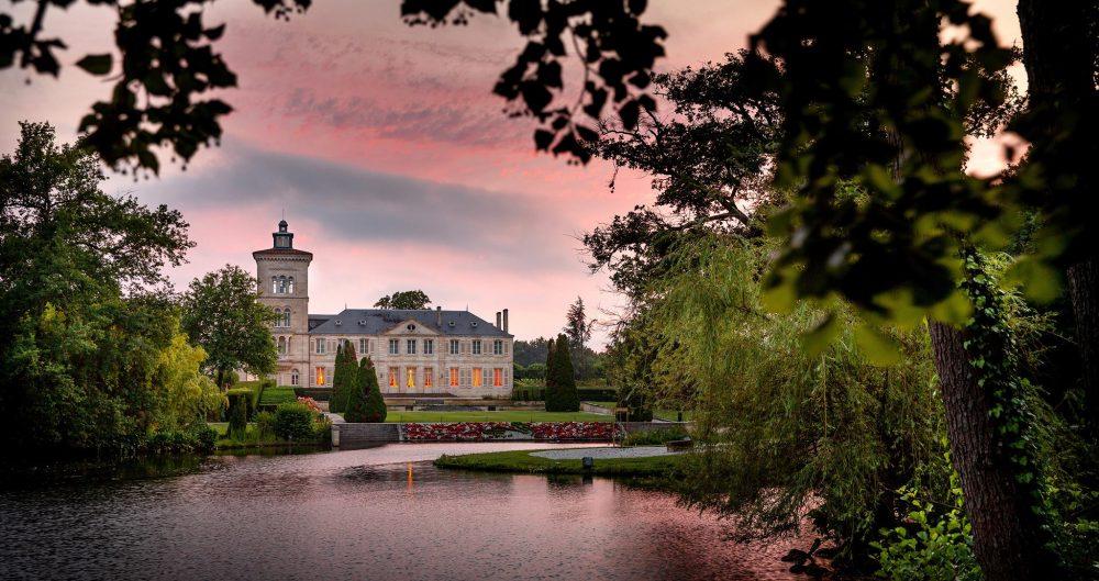 Chateau Lac sunrise e1555071184611 Ekskluzivna večera Be@Château Lagrange