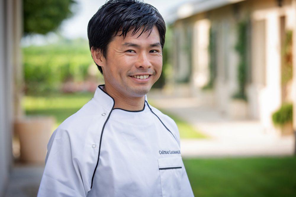 Chef Sato e1555071226281 Ekskluzivna večera Be@Château Lagrange
