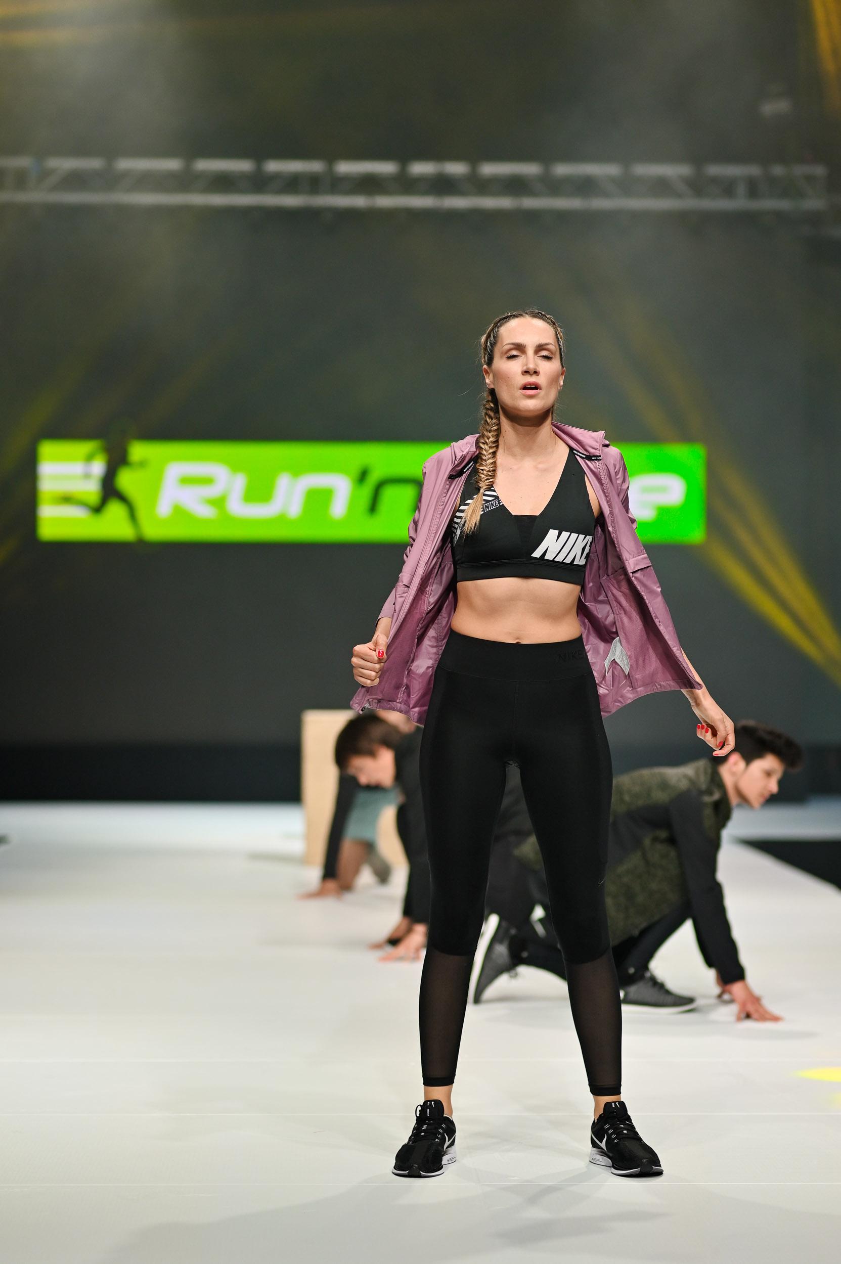 Jelena Gavrilovic Sportsko modni spektakl u znaku Sport Vision a