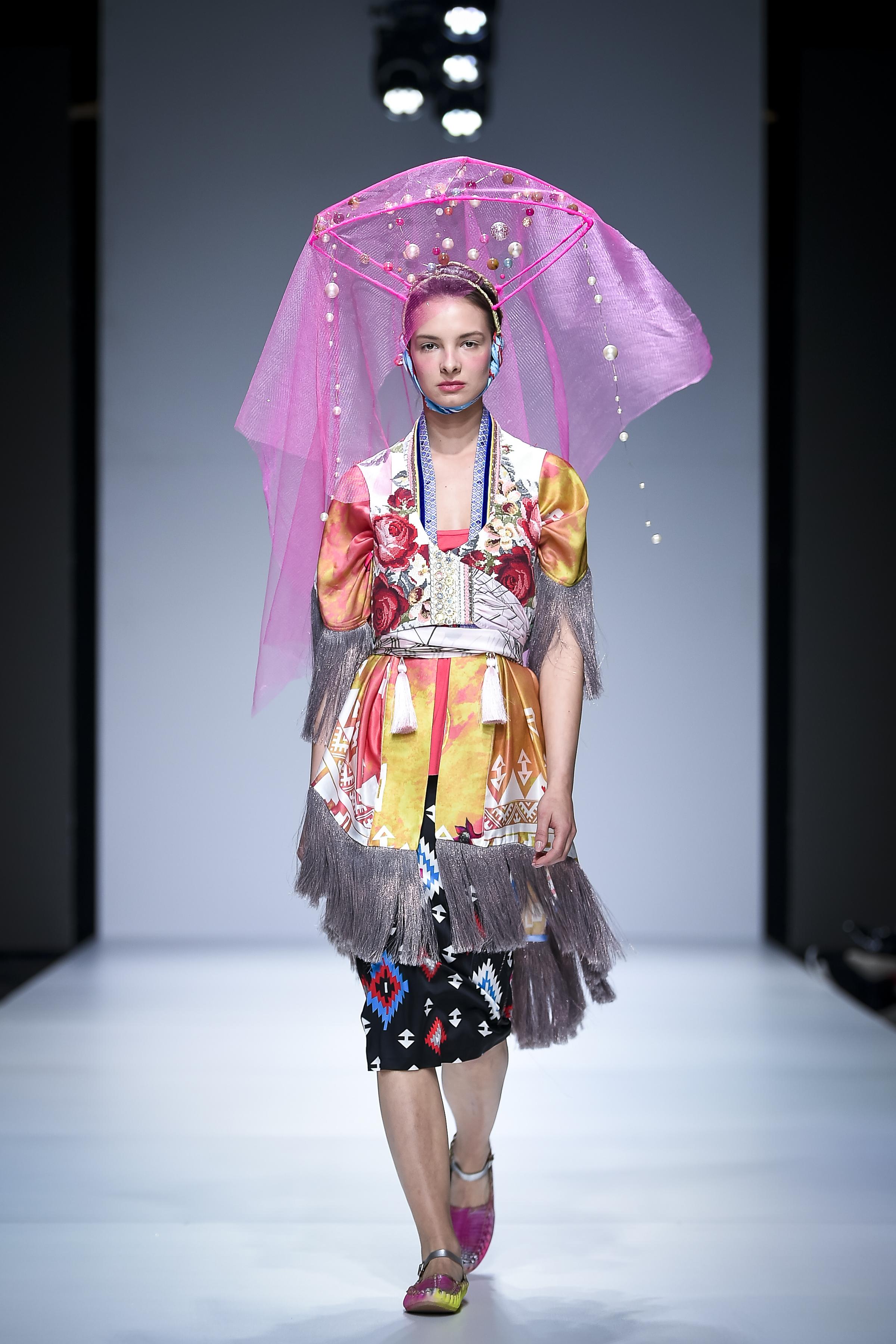 LJFW apr19 Day1 photoJureMakovec 207 Gala Borović pobednica Fashion Scout SEE konkursa