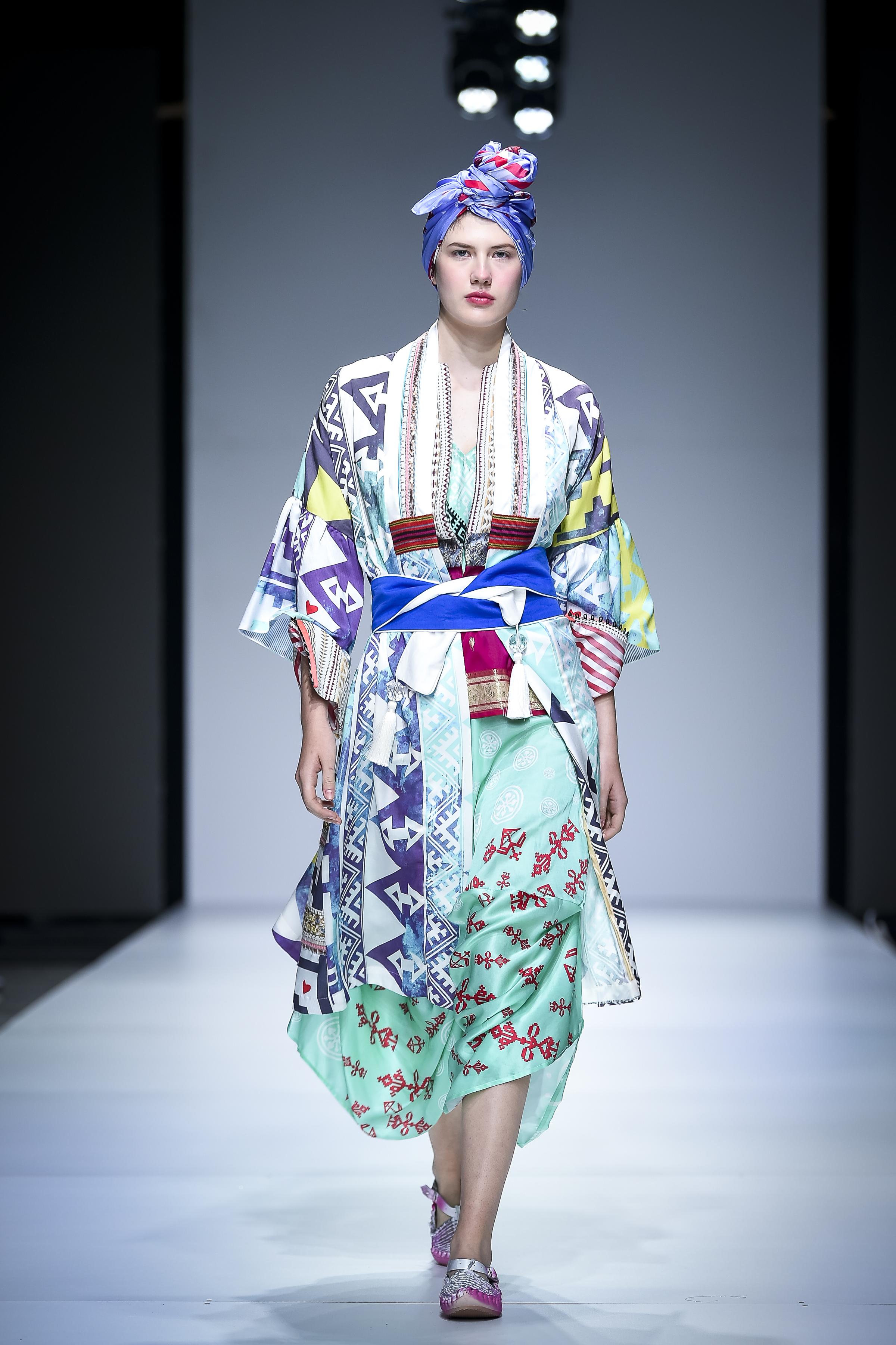 LJFW apr19 Day1 photoJureMakovec 209 Gala Borović pobednica Fashion Scout SEE konkursa