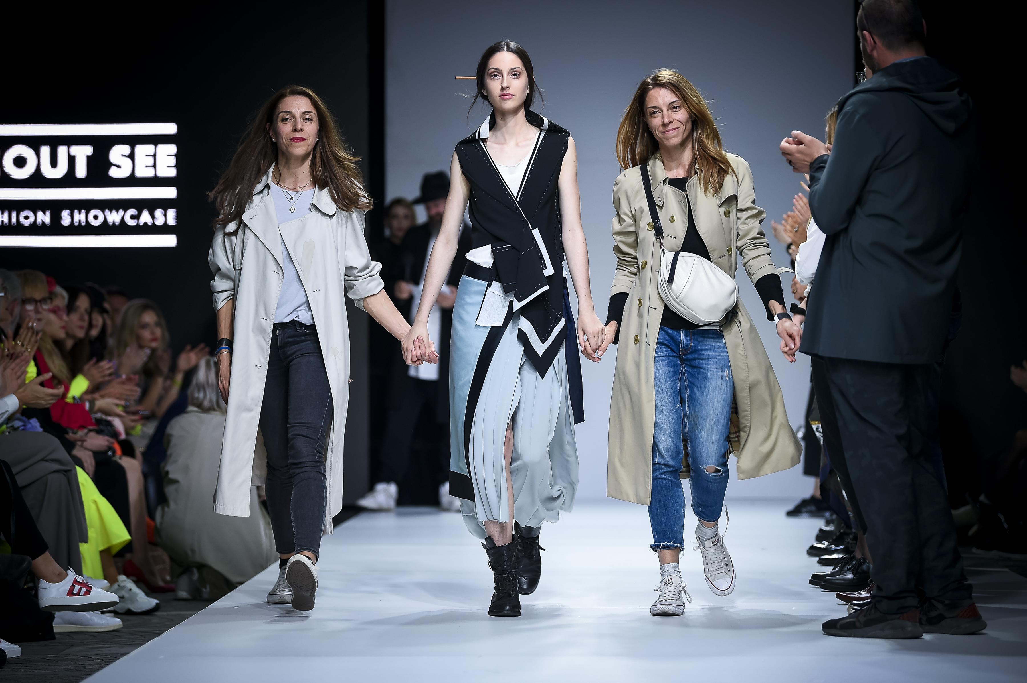 LJFW apr19 Day1 photoJureMakovec 283 Gala Borović pobednica Fashion Scout SEE konkursa