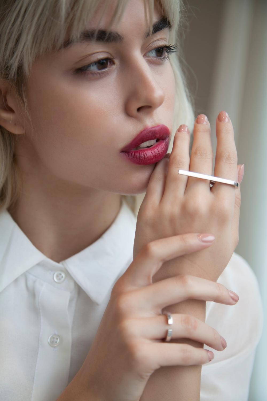 Mono05 1 Trending Now: Geometrijski nakit u minimalističkom stilu