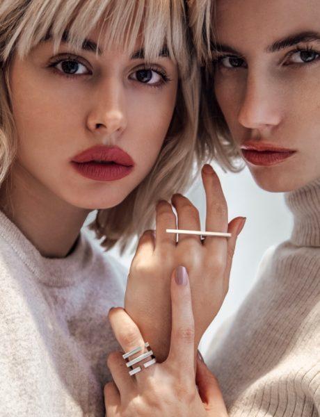 Trending Now: Geometrijski nakit u minimalističkom stilu