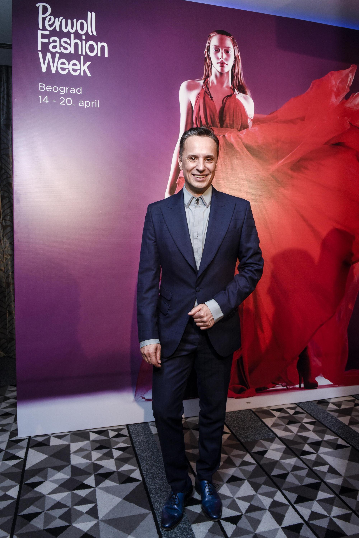 Nenad Radujevic Perwoll Fashion Week otvoren revijom Igora Todorovića