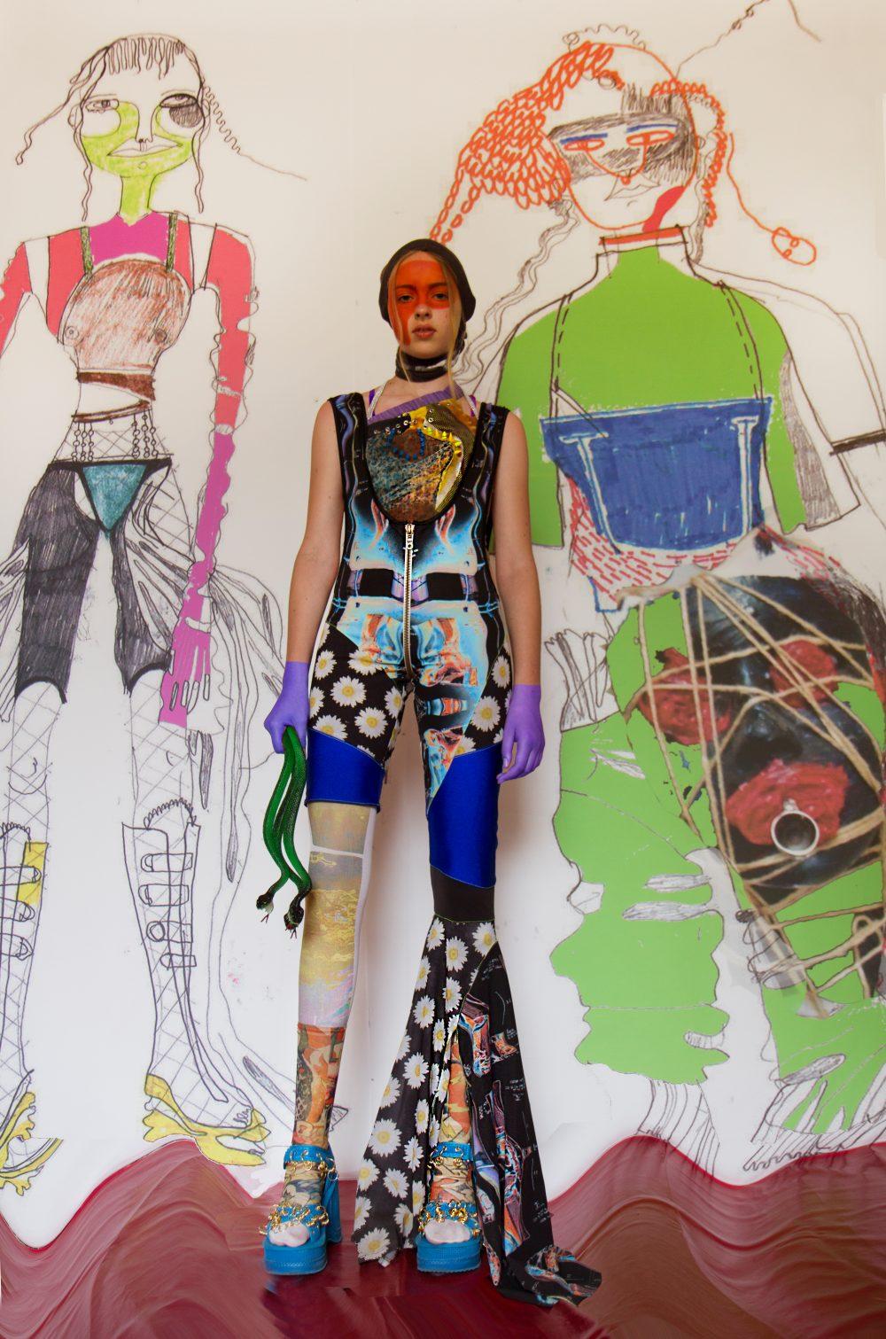 editorial10 e1555582337507 Gala Borović o pobedi na Fashion Scout SEE konkursu, domaćoj modnoj sceni i stvarima bez kojih ne može da zamisli život (INTERVJU)