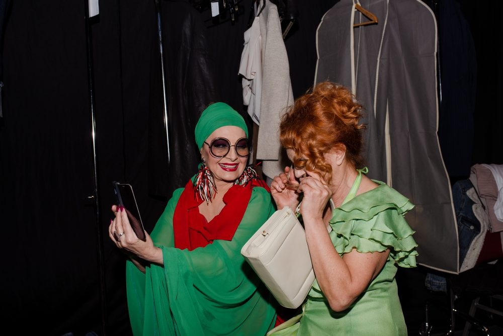 rea vasic3 e1556101137255 Šta se dešava u backstage u Prewoll Fashion Week a?