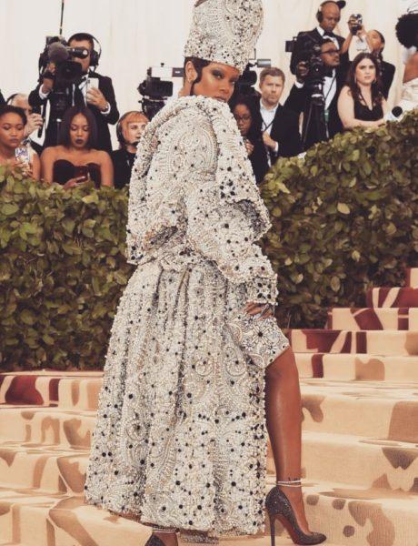 Zašto je Rihanna kraljica MET gale?