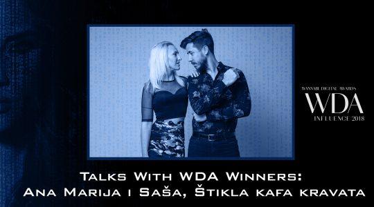 WDA Winners: Štikla kafa kravata