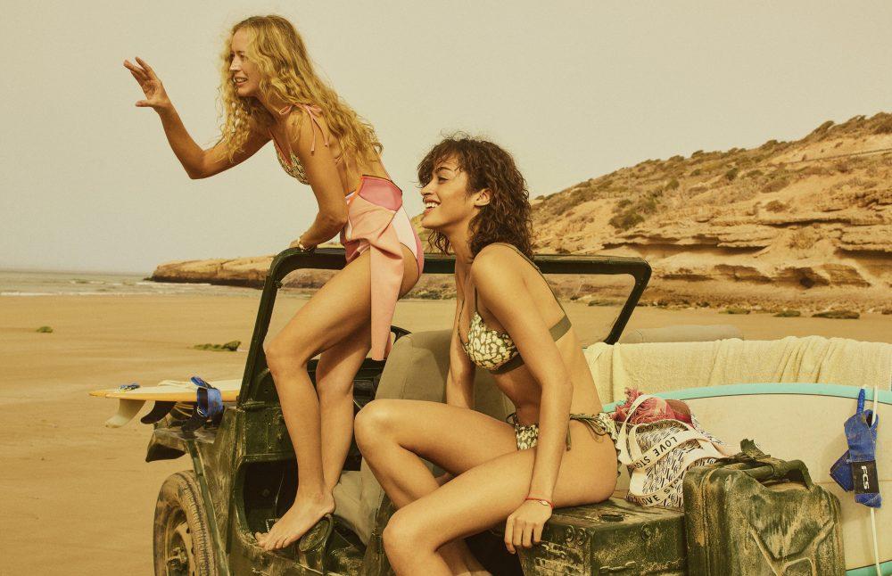 1389 Spread 4 ForPress Highres e1559124897326 H&M ponovo sarađuje sa brendom LOVE STORIES: Ekskluzivna linija kupaćih kostima od 13. juna