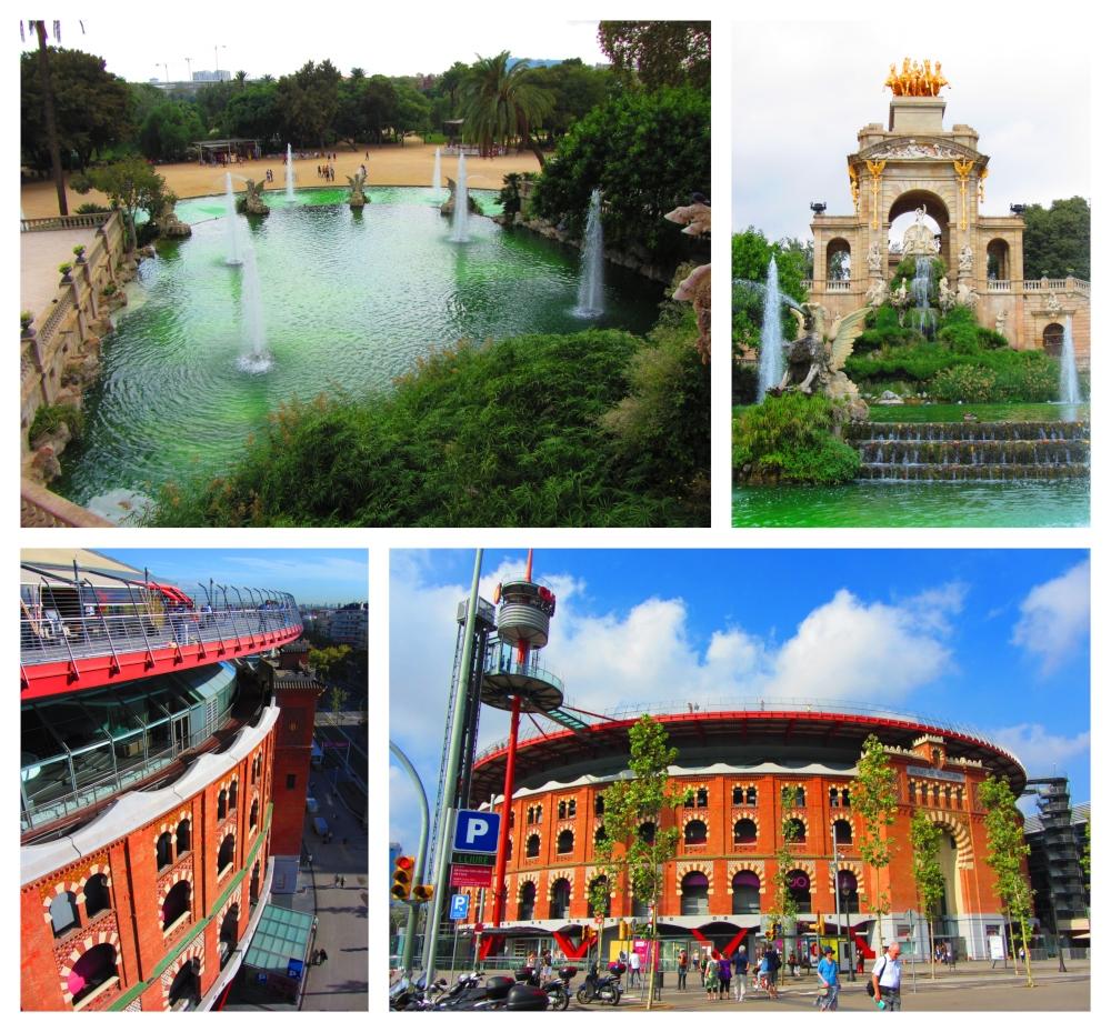 3 fontana i arena 1 #travelinspo: Barselona u 4 dana