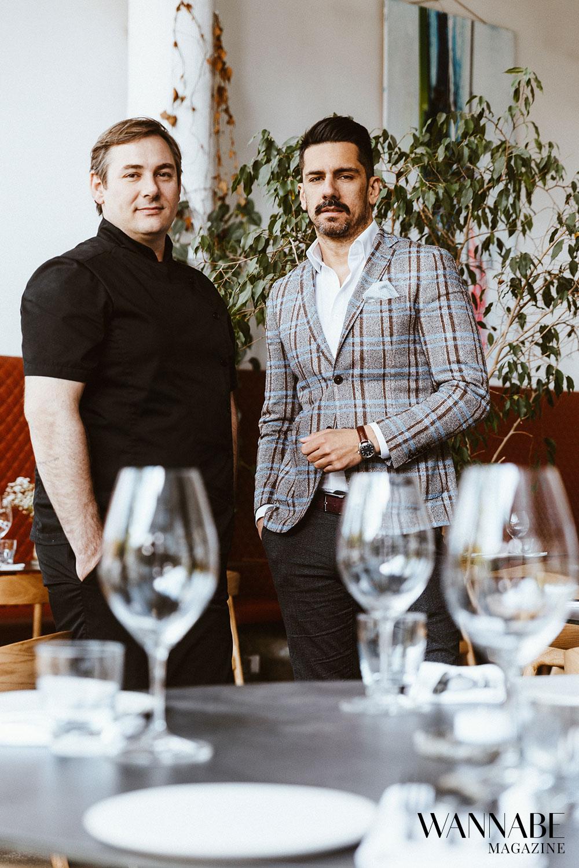 5 Filip Ćirić & Vlastimir Puhalo, Homa restoran, o pomeranju granica ugostiteljstva, konceptu Homa Around the World i hrani kao umetnosti