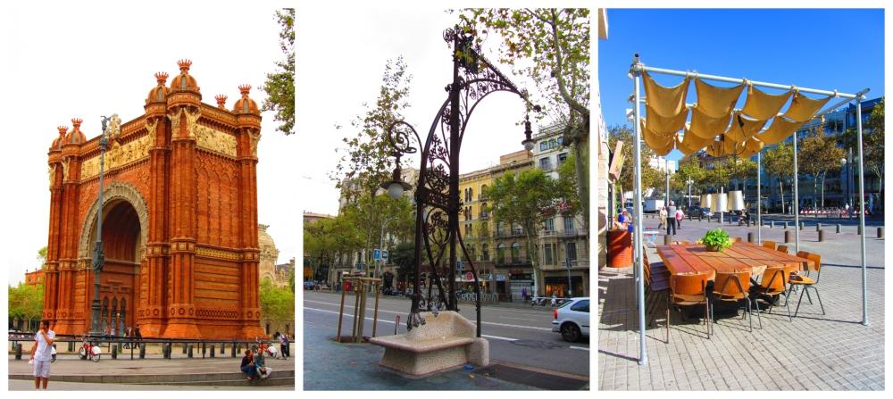 7 trijumfalni luk 1 #travelinspo: Barselona u 4 dana