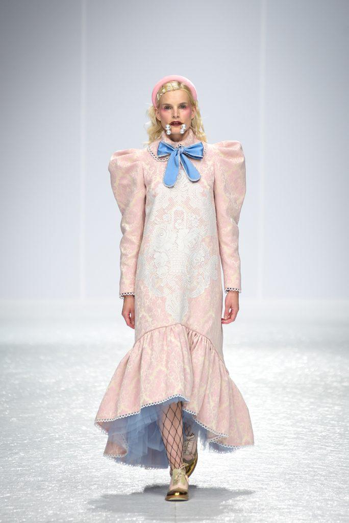 Ana Ljubinkovic Perwoll Fashion Week u FORBES magazinu!