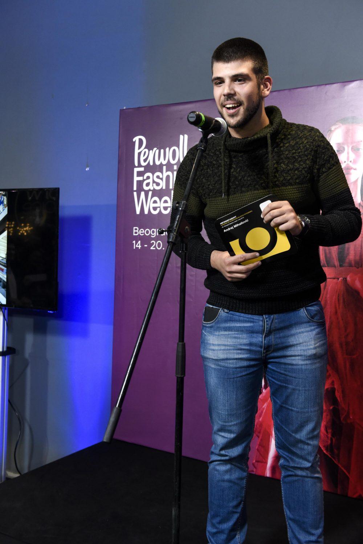 Andrej Mihailovic BFW instashot e1557485703479 Nagrađeni najbolji učesnici Perwoll Fashion Week a