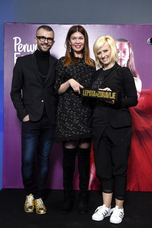 DNA tim nagrada Lepota i zdravlje e1557485590536 Nagrađeni najbolji učesnici Perwoll Fashion Week a