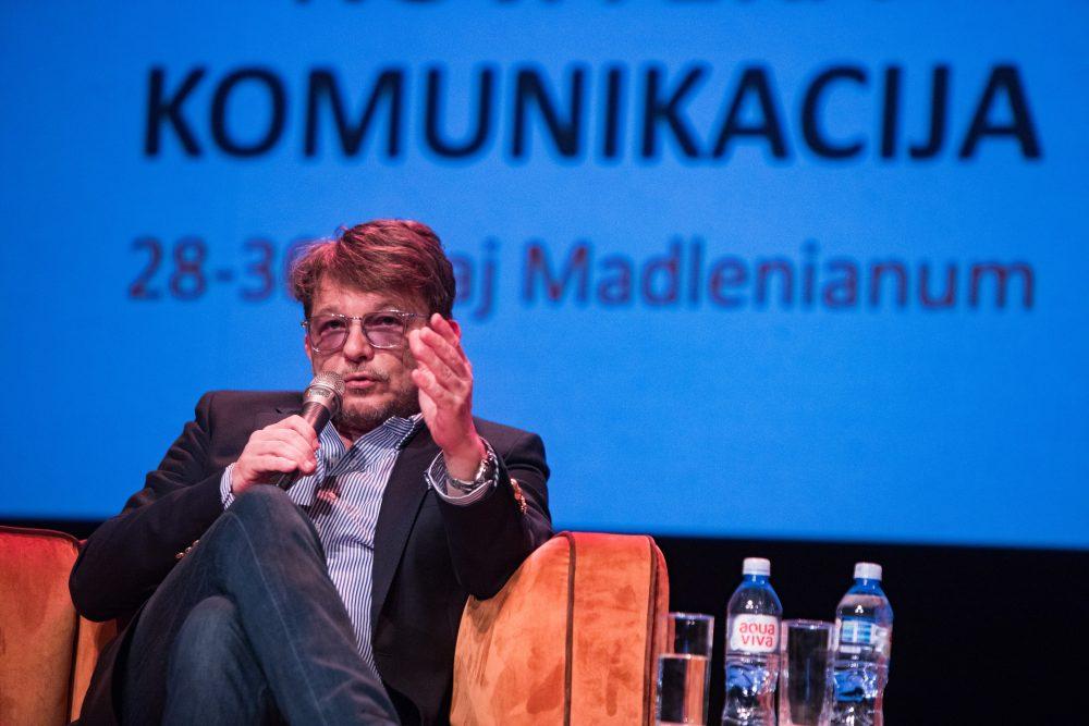 Dragan Bjelogrlić glumac reditelj i producent e1559302437275 Poruka Direct Media Akademije: Ljudi važniji od mašina u novoj eri komunikacija