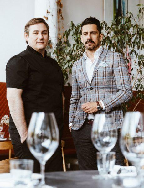 """Filip Ćirić & Vlastimir Puhalo, Homa restoran, o pomeranju granica ugostiteljstva, konceptu """"Homa Around the World"""" i hrani kao umetnosti"""