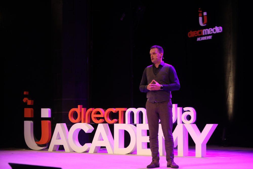 Jovan Stojanović CEO DIRECT MEDIA United Solutions e1559302242247 Poruka Direct Media Akademije: Ljudi važniji od mašina u novoj eri komunikacija