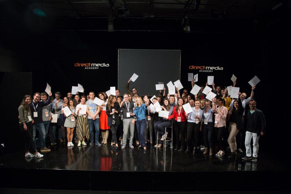 Polaznici Direct Media Akademije  e1557478513168 Deseta Direct Media Akademija najavljuje gostovanja specijalnih gostiju: MINDSCAPES U BEOGRADU!