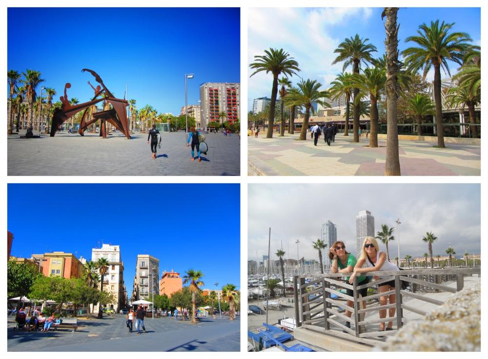 barseloneta šetalište 1 Barselona kao savršena destinacija za letovanje