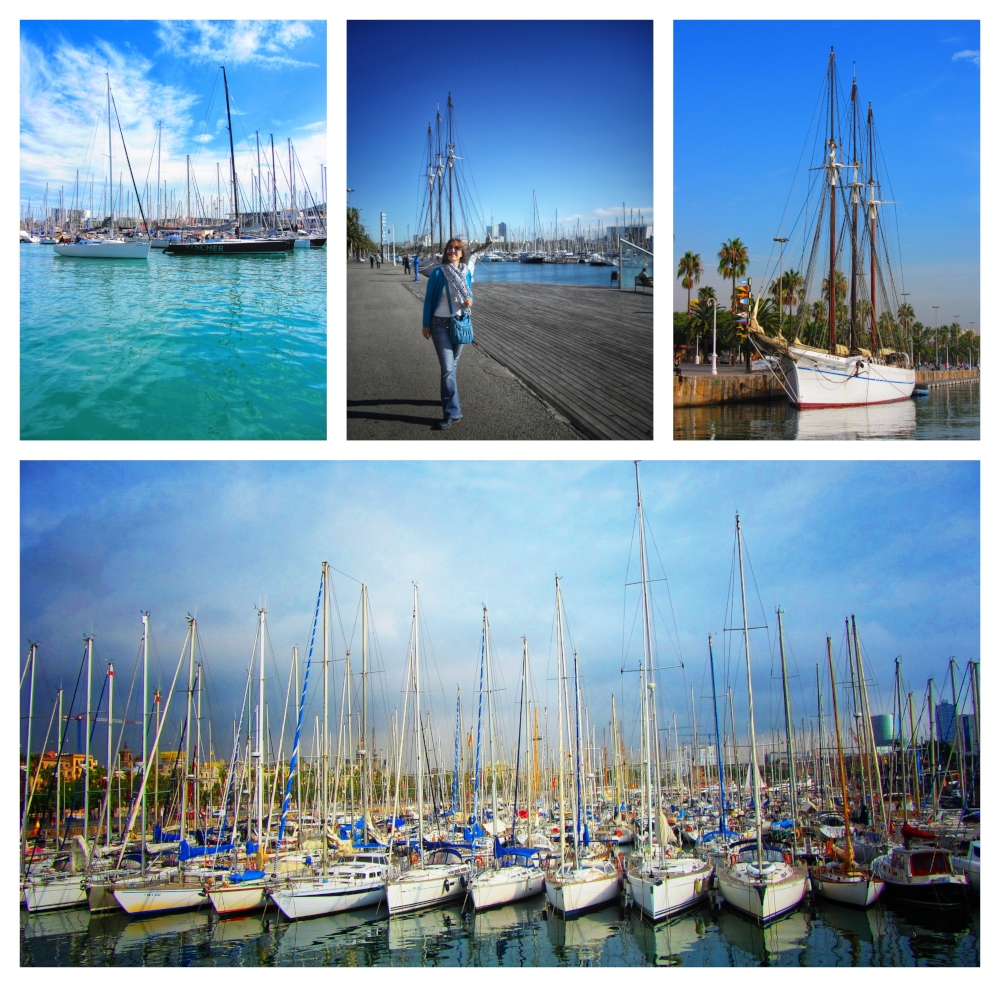 barseloneta luka 1 Barselona kao savršena destinacija za letovanje