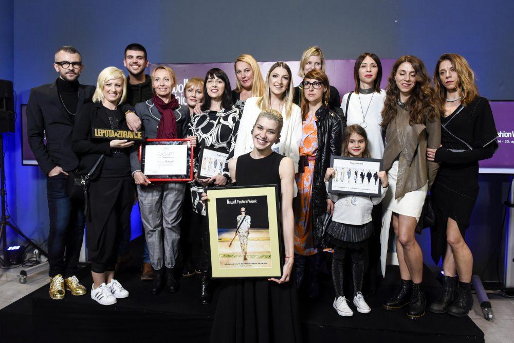 dobitnici nagrada 45. Perwoll Fashion Weeka e1557485201132 Nagrađeni najbolji učesnici Perwoll Fashion Week a