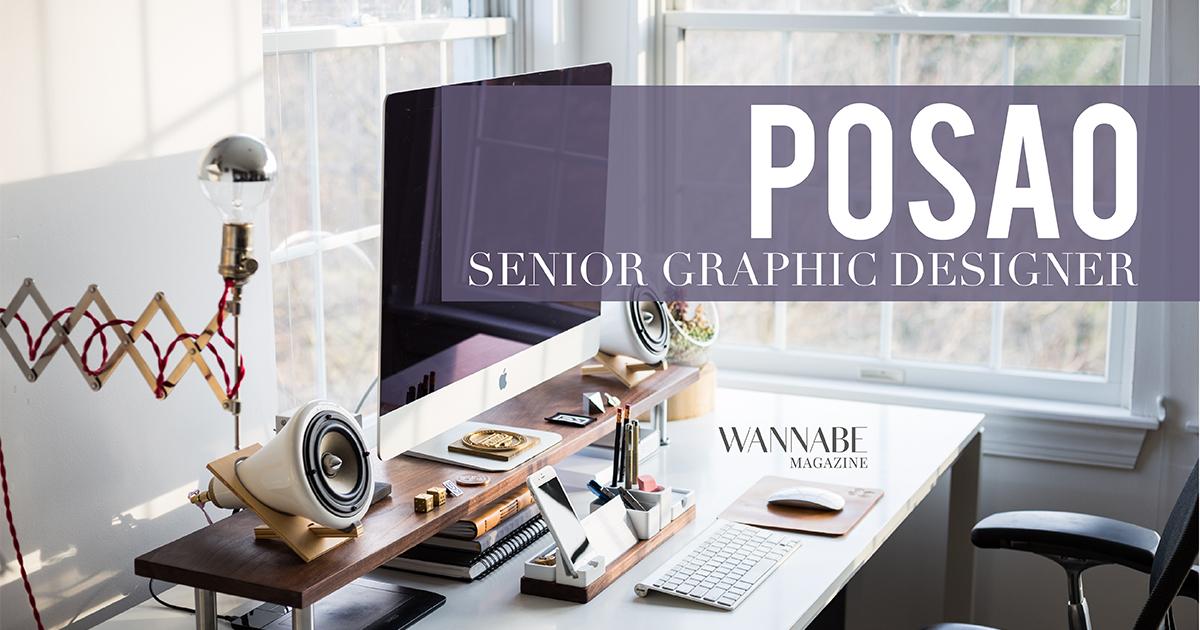 graphic designer horizont3  POSAO: Tražimo SENIOR GRAPHIC DESIGNER a – priključi se WANNABE MAGAZINE timu!