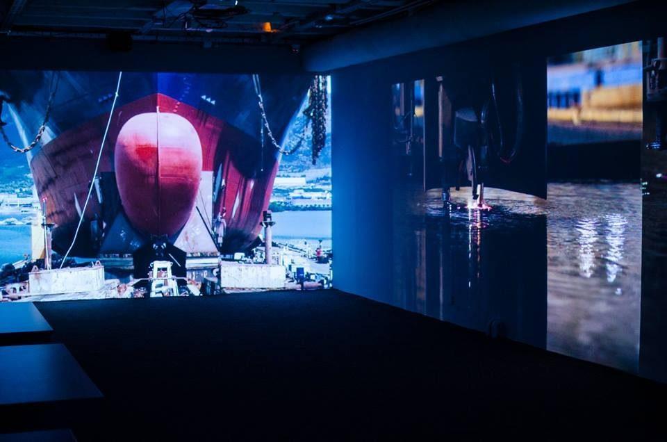 nadija mustapic i toni mestrovic minuta sutnje 2019 e1557144584948 Konkursi za izlaganje u 2020. godini Kulturnog centra Beograda