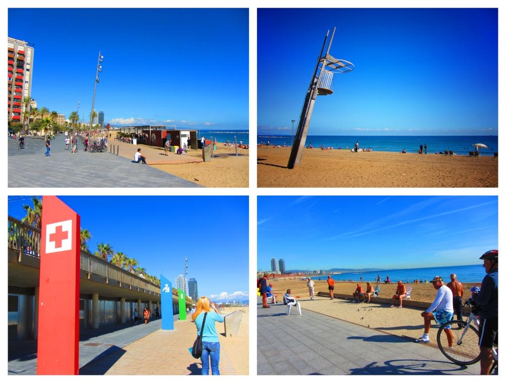 plaža 1 Barselona kao savršena destinacija za letovanje