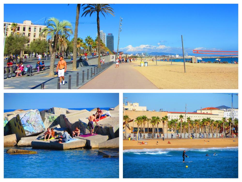 plaža 2 1 Barselona kao savršena destinacija za letovanje