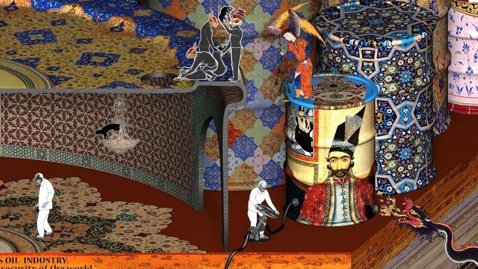 1 Piter Brinskon i Kuroš Vala Nedžad The Cat and the Coup 2011 1 Nove izložbe koje možeš posetiti u junu