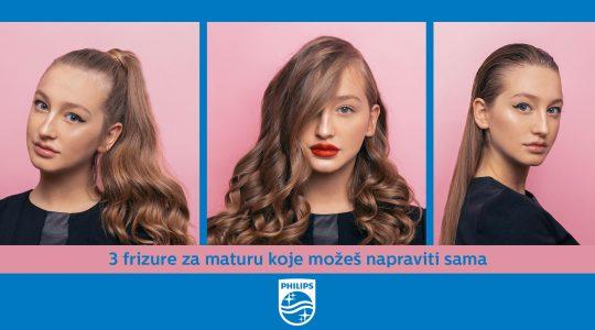 3 frizure za svečane prilike koje možeš napraviti sama!